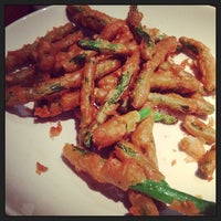 Photo taken at P.F. Chang's by Tory M. on 3/17/2013