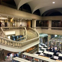 "Photo taken at Biblioteca - ""El Rey"" by Rubén C. on 1/31/2013"