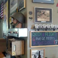 Photo taken at War Horse Brewery by Shane B. on 8/29/2013