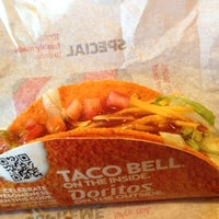 Photo taken at Taco Bell by Batman on 10/15/2012