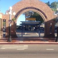 Photo taken at Sun Tran Ronstadt Transit Center by Chris L. on 9/11/2014