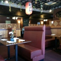 Photo taken at VKI Japanese Steakhouse by Kent C. on 5/21/2014