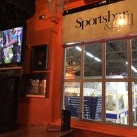 Photo taken at Sports Bar & Grill by John U. on 11/9/2014