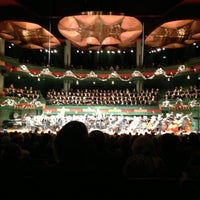 Photo taken at Performing Arts Center (PAC) by Laurie B. on 12/9/2012