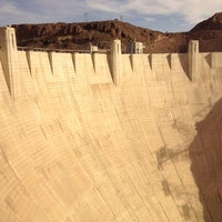 Photo taken at Hoover Dam by Wieners o. on 11/29/2012