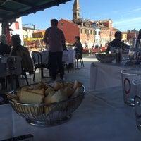 Photo taken at Trattoria Al Gatto Nero da Ruggero by Tee K. on 4/16/2016