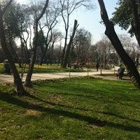 Photo taken at Millet Parkı by Zafer K. on 2/24/2013