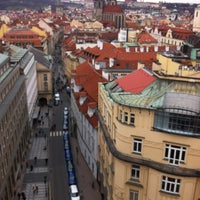Photo taken at Barceló Old Town Praha by Ilay V. on 1/9/2013