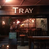 Photo taken at Tray Cafe by Ayu .. on 3/30/2013