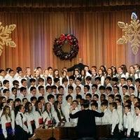 Photo taken at Kellenberg Memorial High School by Kathleen D. on 12/13/2013