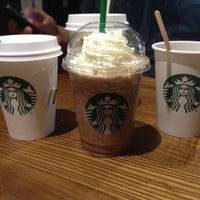 Photo taken at Starbucks by Mario B. on 10/12/2012