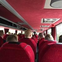 Photo taken at De Jubal Bus by Paul V. on 5/2/2015