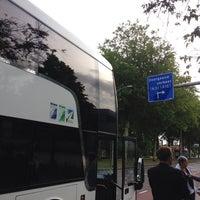 Photo taken at De Jubal Bus by Paul V. on 9/1/2013