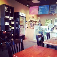 Photo taken at Angelfire Coffee Roasters by Gage C. on 2/7/2013