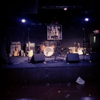 Photo taken at Rock & Roll Hotel by Robb H. on 10/25/2012