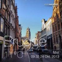 Photo taken at Steenstraat by Chris D. on 10/24/2013