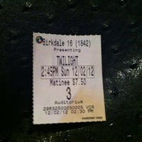 Photo taken at Regal Cinemas Birkdale 16 & RPX by Cidney T. on 12/2/2012