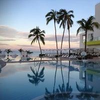 Photo taken at Hilton Resort by JE on 10/19/2012