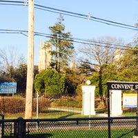 Photo taken at College of St. Elizabeth by Jocelyn W. on 4/12/2014