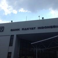 Photo taken at Bank BRI Cabang Bekasi by Ayonx H. on 7/24/2013