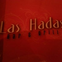 Photo taken at Las Hadas Bar and Grill by Angela C. on 8/6/2013