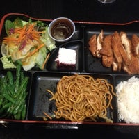 Photo taken at Bento Cafe by Philip V. on 10/31/2012