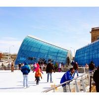 Photo taken at Brenton Skating Plaza by Martijn v. on 3/2/2013