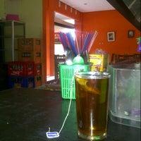 Photo taken at Cafe Orange Kampus Fisip Unpad Dago by rindy a. on 4/18/2013