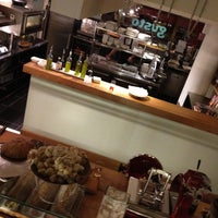 Photo taken at Trattoria Gusto by Per P. on 12/29/2012
