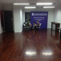 Photo taken at Datadog HQ by Max S. on 10/19/2013