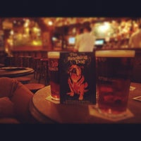 Photo taken at The Smoking Dog by Mariana F. on 9/18/2012