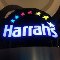 Photo taken at Harrah's Resort Hotel & Casino by Jr B. on 3/25/2013