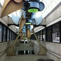 Photo taken at MARTA - Civic Center Station by Andrew N. on 10/2/2012