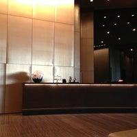 Photo taken at Armani Hotel Dubai by Anna on 1/20/2013