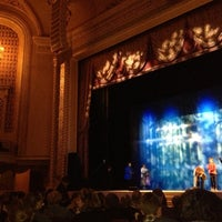 Photo taken at Genesee Theatre by Alexandra H. on 10/27/2012