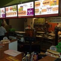 Photo taken at Sandwich Qbano Miami by Vanessa A. on 2/21/2014