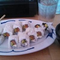 Photo taken at Fuku Sushi by Christina M. on 6/6/2013