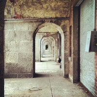 Photo taken at Fort Wadsworth by Joshua C. on 12/7/2012
