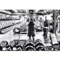 Photo taken at LA Fitness by Danila S. on 3/30/2015