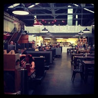 Photo taken at Little Creatures Dining Hall by Pauline T. on 3/10/2013