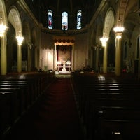 Photo taken at Assumption of the Blessed Virgin Mary by Scott B. on 6/7/2013