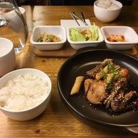 Photo taken at Eid (Korean Muslim Restaurant) by NuReL I. on 10/29/2016
