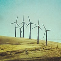 Photo taken at Altamont Pass by MJ D. on 6/4/2013