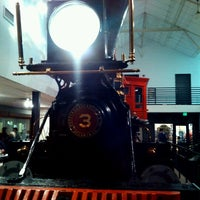 Photo taken at Southern Museum of Civil War and Locomotive History by Michael Shane G. on 1/22/2013