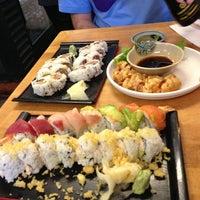 Photo taken at Geta Sushi by Emily D. on 12/29/2012