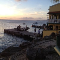 Photo taken at Buddy Dive Resort Bonaire by Angel S. on 11/7/2012