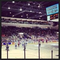 Photo taken at Ricoh Coliseum by Juan A. on 3/14/2013