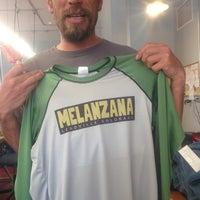 Photo taken at Melanzana by Melissa P. on 6/28/2013