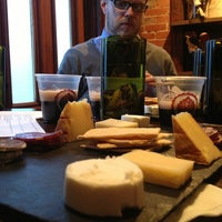 Photo taken at Welsh Rabbit Cheese Shop by Eric L. on 3/19/2013