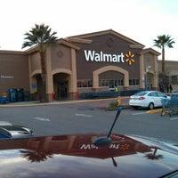 Photo taken at Walmart Supercenter by Robert T. on 1/25/2013